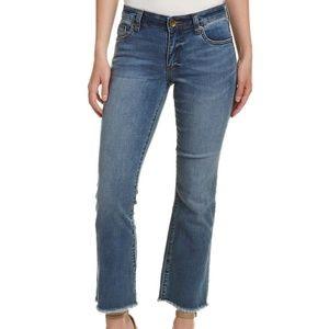 NWT Kut from the Kloth Stella Kick Flare Jeans